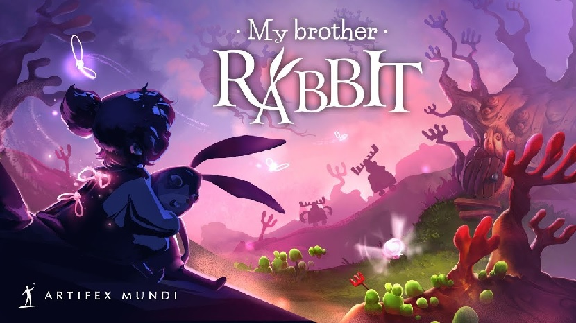 Beautiful adventure game My Brother Rabbit coming to PC and consoles September 21st