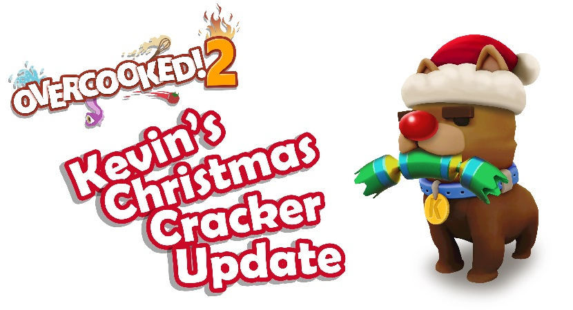 Overcooked 2. Kevin's Christmas Cracker is available today