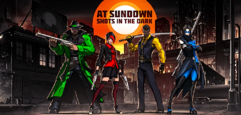 At Sundown: Shots In The Dark now available on console and PC