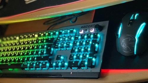Roccat Vulcan 120 Mechanical Gaming Keyboard