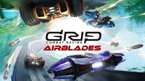 GRIP Airblades DLC