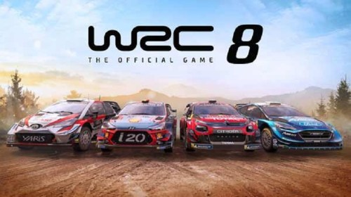 WRC 8 - Switch Edition