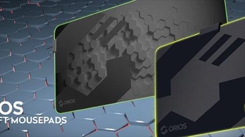 Speedlink ORIOS LED Gaming Mousepad