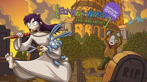 Edna & Harvey: The Breakout Anniversary Edition