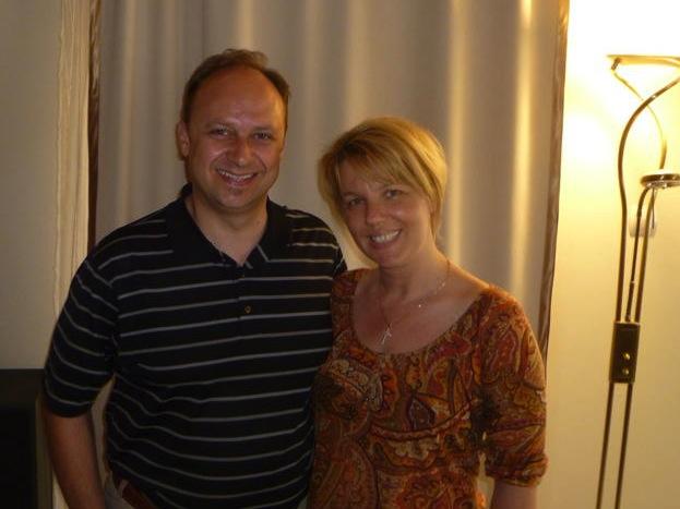 Meet Jozsef and Csilla Steiner