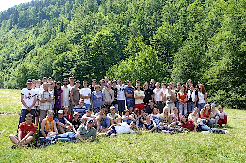 10 years anniversary of the Hungarian Reformed youth group