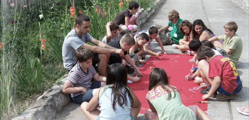 Cugir Children Camp