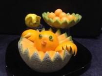 Orange Chick Lemon Mouse