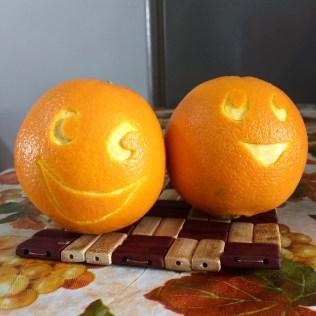 Happy Oranges