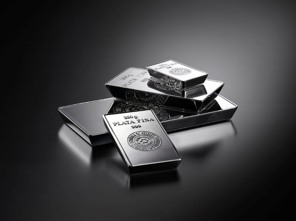 comprar lingote plata