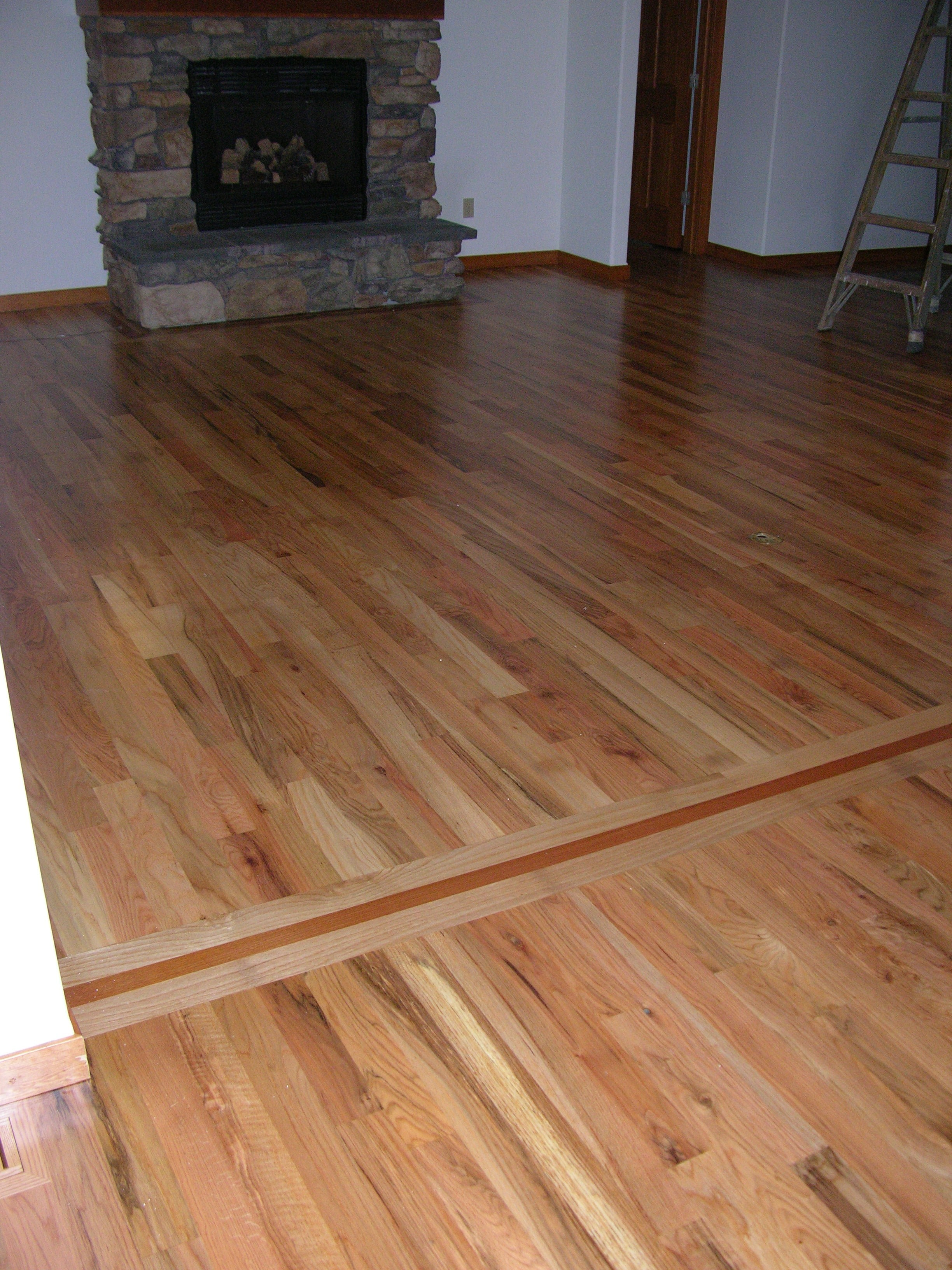 Hardwood Floor Installation  Ken's Custom Floors