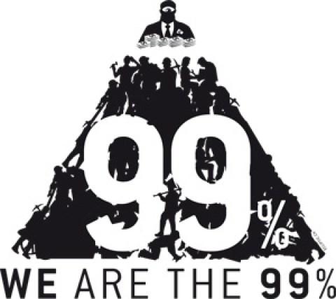 Les 1 % les plus riches possèdent désormais davantage que les 99 % restants