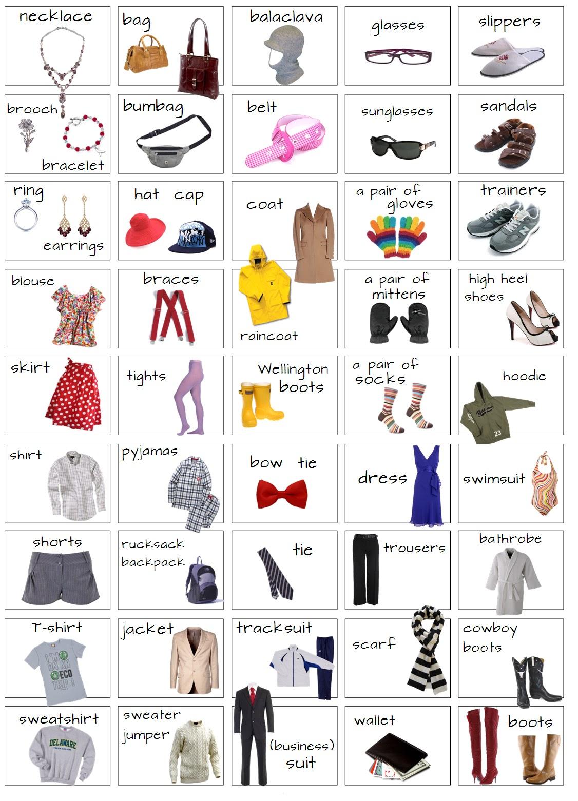 Clothes Amp Accessories