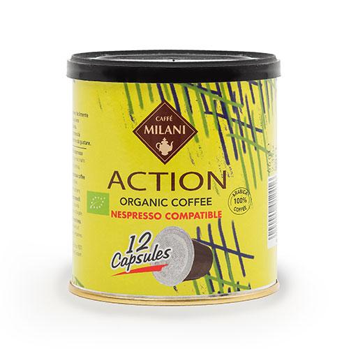 ACTION Organic /NESPRESSO 12ks/