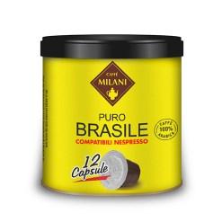 BRAZIL SANTOS CEREJA MADURA /NESPRESSO 12ks/