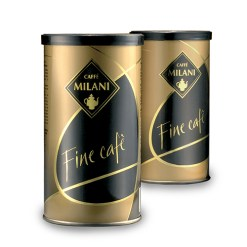 FINE CAFÉ Ground TIN 250g
