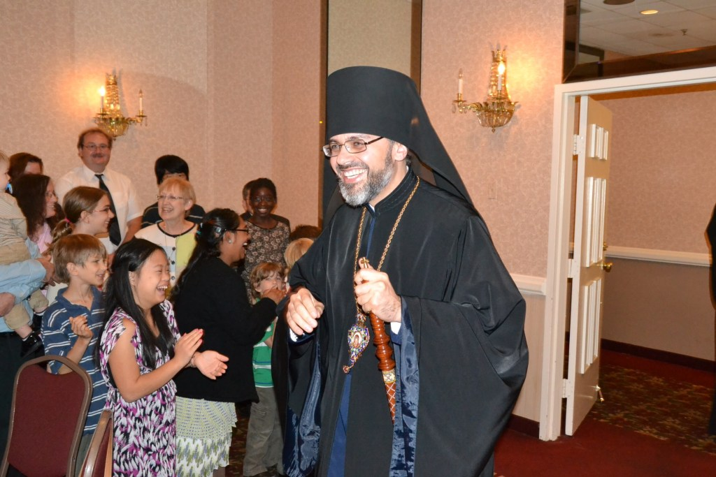 Bishop Daniel — 10th Anniversary Reception and Luncheon