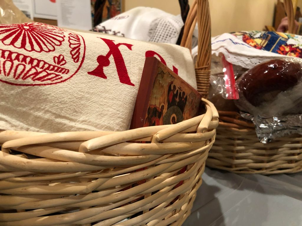 Pascha Basket, Great and Holy Pascha, 2019