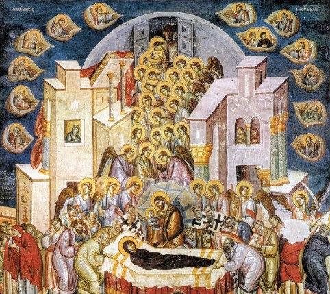 Feast of the Dormition of the Theotokos