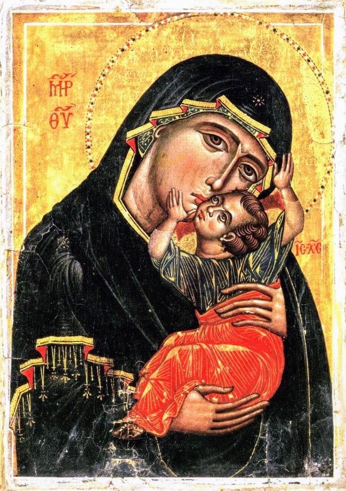 Mary Tender Mercy