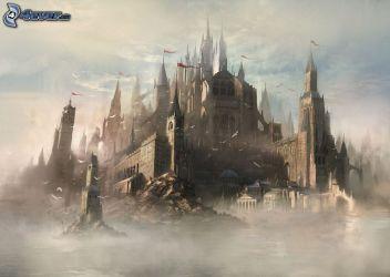 Medieval Anime Castle 5