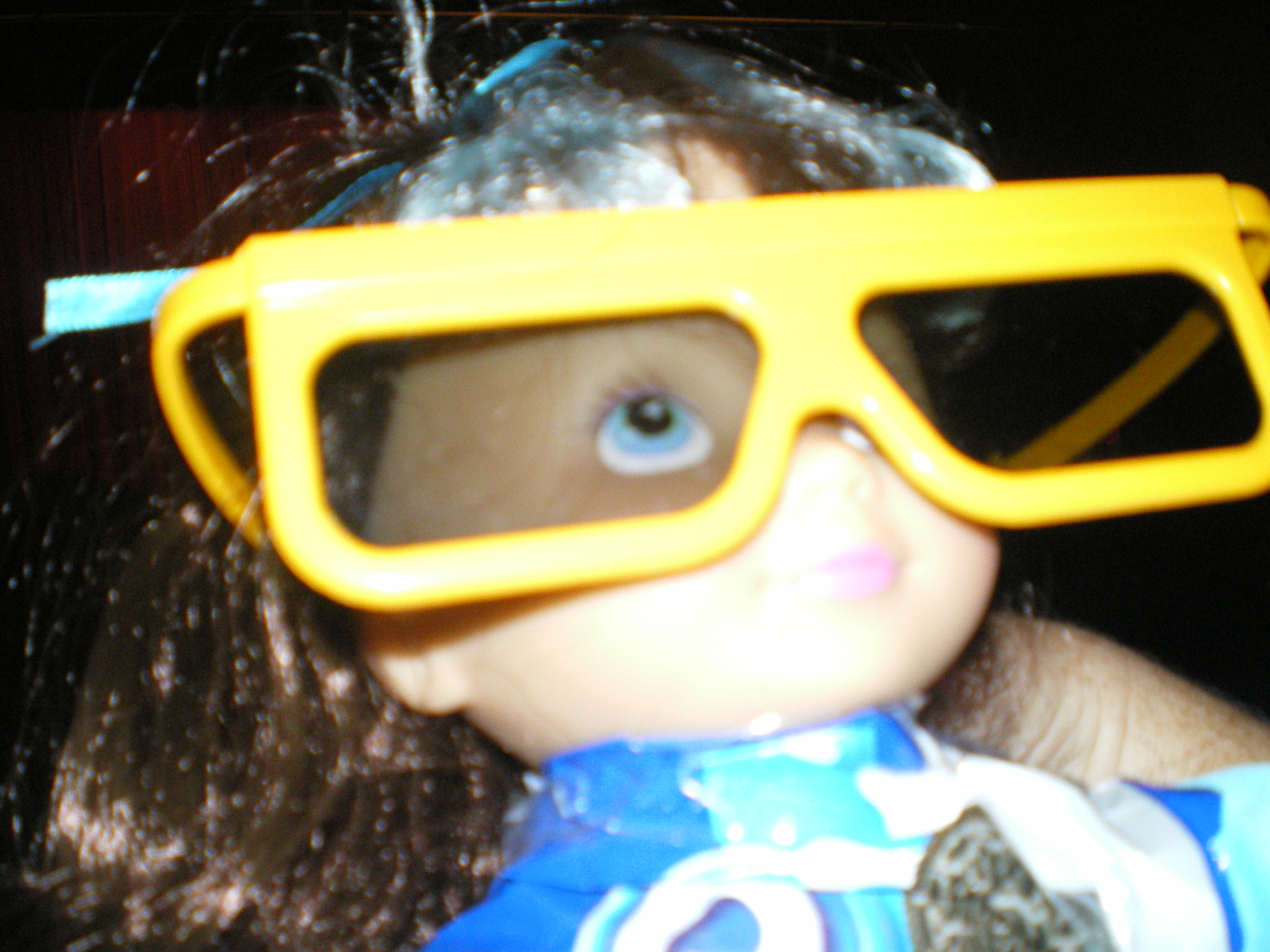 TAM takes in a 3D show about chocolate..