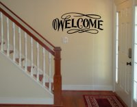 Wall Decal Welcome Vinyl Wall Decal 22069 on Luulla