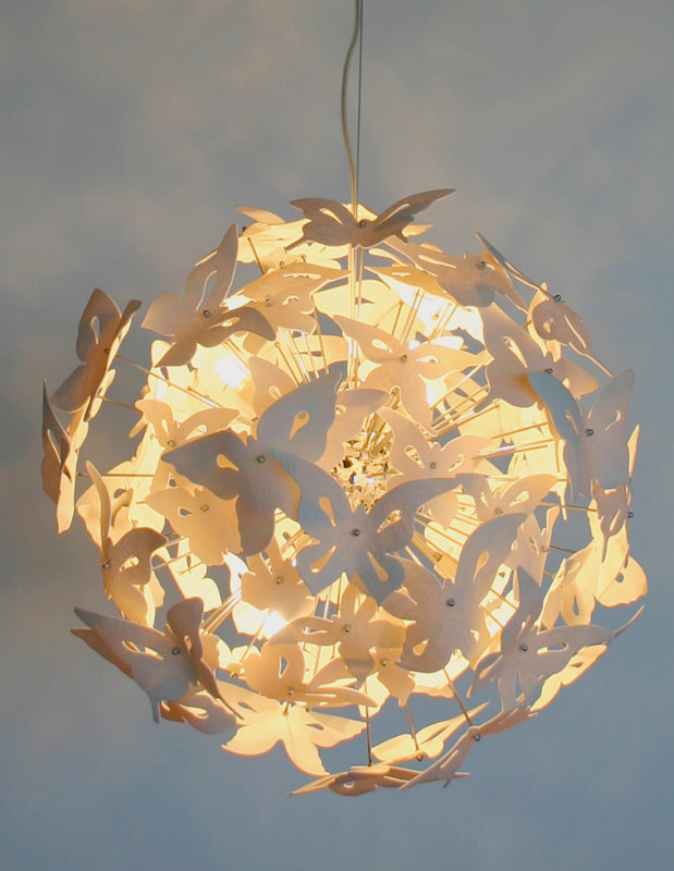 Buy Boatswain Lighting Butterfly Chandelier at Bright on