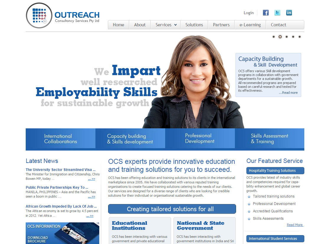 Outreach Consultancy Services