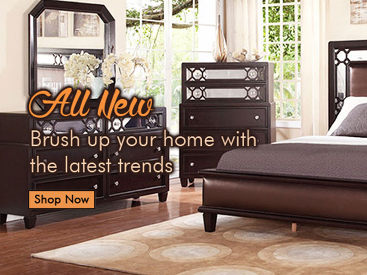 Best Home Furnishings - Furniture e-commerce site for modern brand from Canada.