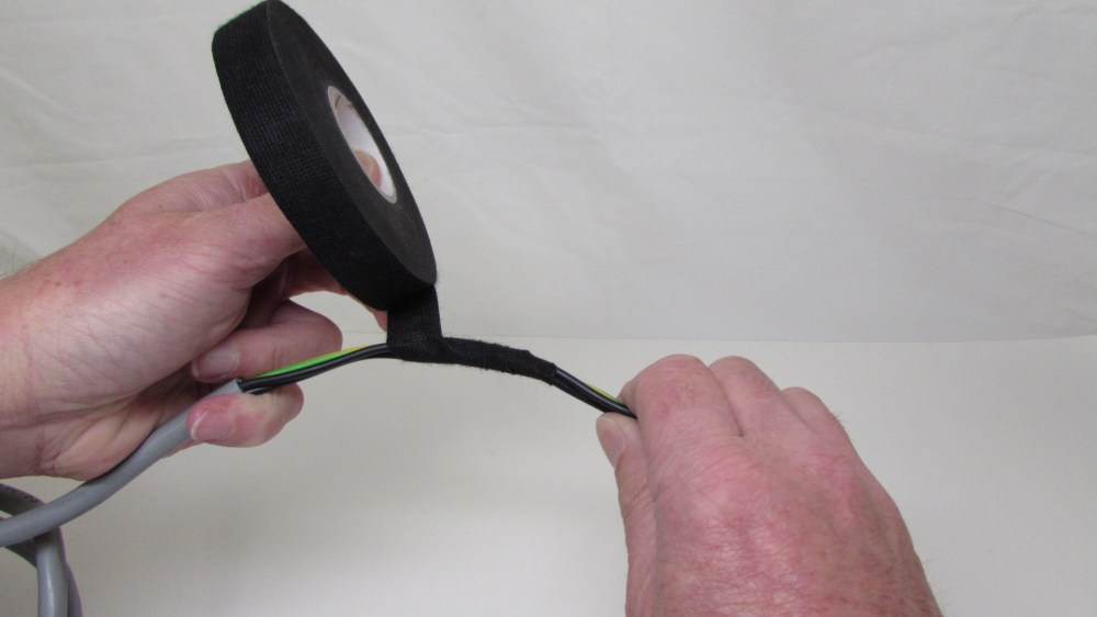 medium resolution of automotive wire harness wrapping tape