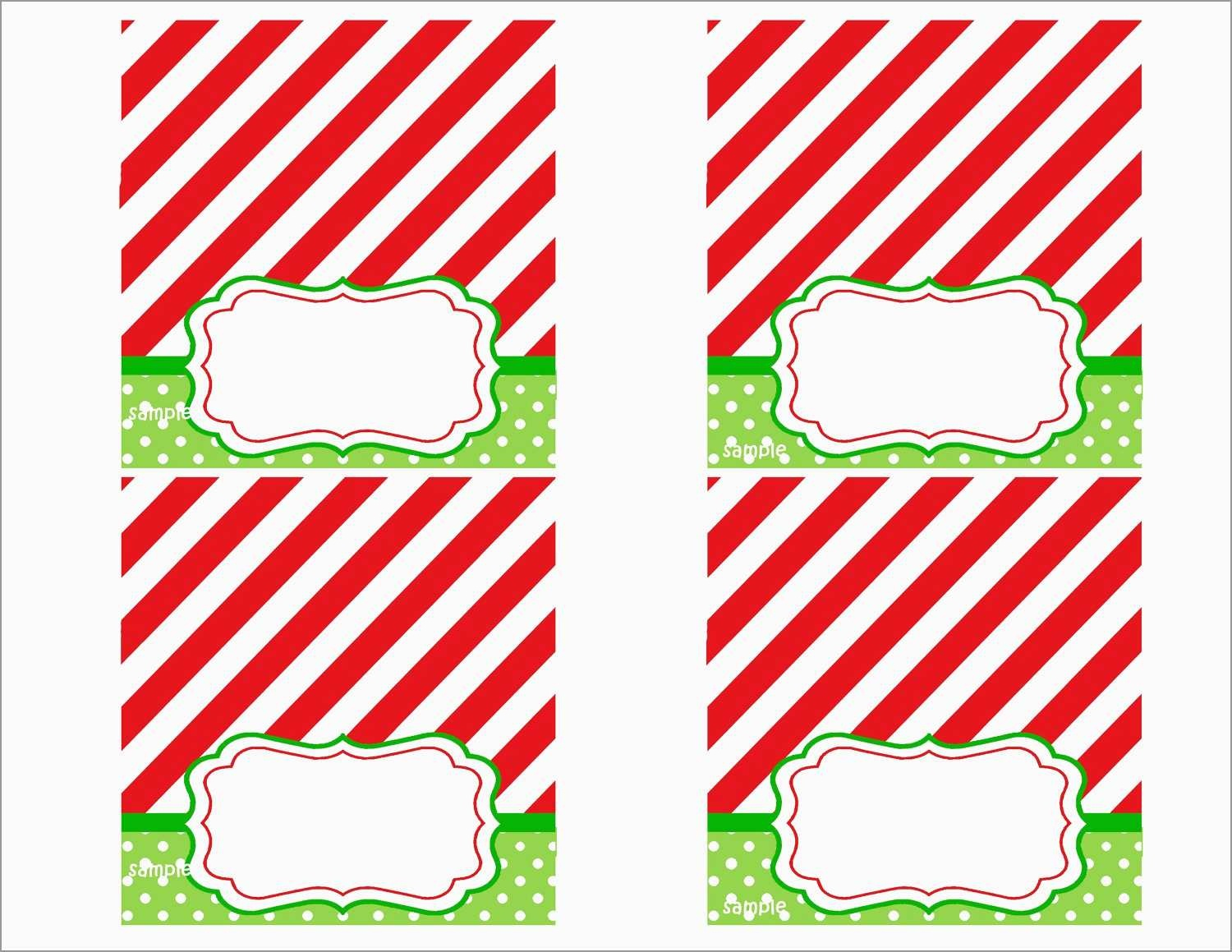 Free Printable Christmas Tent Cards Festival Collections