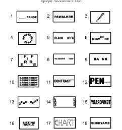 Hidden Meanings Brain Teasers Worksheets   Printable Worksheets and  Activities for Teachers [ 1650 x 1275 Pixel ]