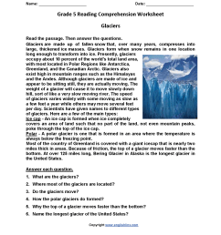 Printable Reading Prehension Worksheet For 5th Grade   Printable Worksheets  and Activities for Teachers [ 2200 x 1700 Pixel ]