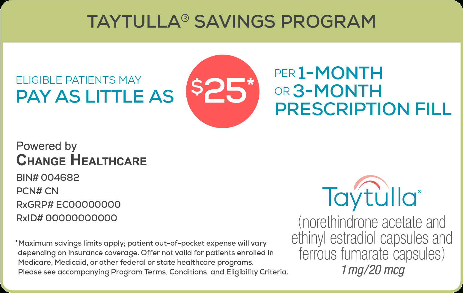 Savings Card Activation - Taytulla Registration - Free ...
