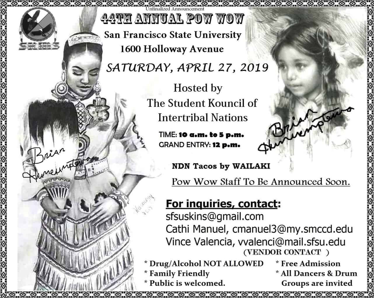 38th Annual UC Riverside Pow Wow (2019)