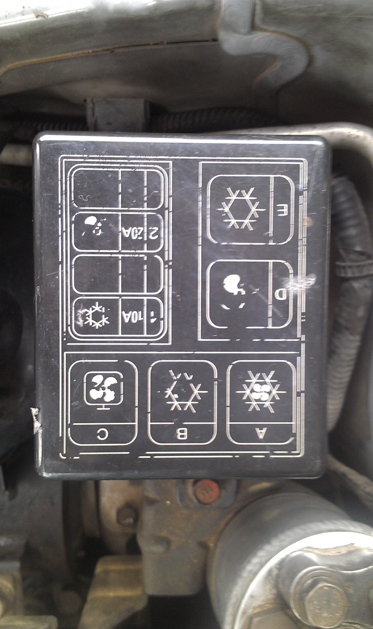 hight resolution of 2011 mitsubishi lancer fuse box diagram