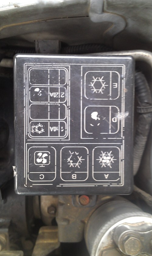 small resolution of 2011 mitsubishi lancer fuse box diagram