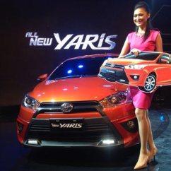 Harga Toyota New Yaris Trd 2014 Perbedaan Veloz Dan Grand All Resmi Ngaspal, Terendah ...
