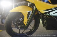 Bajaj-Pulsar-RS200-Yellow-alloy-wheel-at-Launch-1024x682