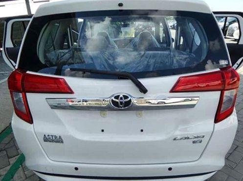 Bocoran Spesifikasi dan Harga Toyota Calya Warna Putih