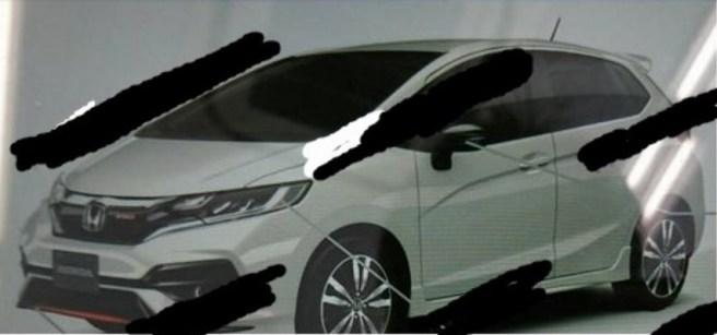 New Honda Fit Facelift 2017 (5)