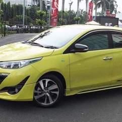 All New Toyota Yaris Trd Sportivo 2018 Kijang Innova Warna Putih Mengaspal Di Batam Tipe Cvt Hanya 262 Public Dispay