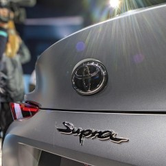 Harga Grand New Veloz 2019 Spesifikasi Avanza 1.5 Toyota Supra 2020 Akhirnya Debut Di Detroit Auto Show ...