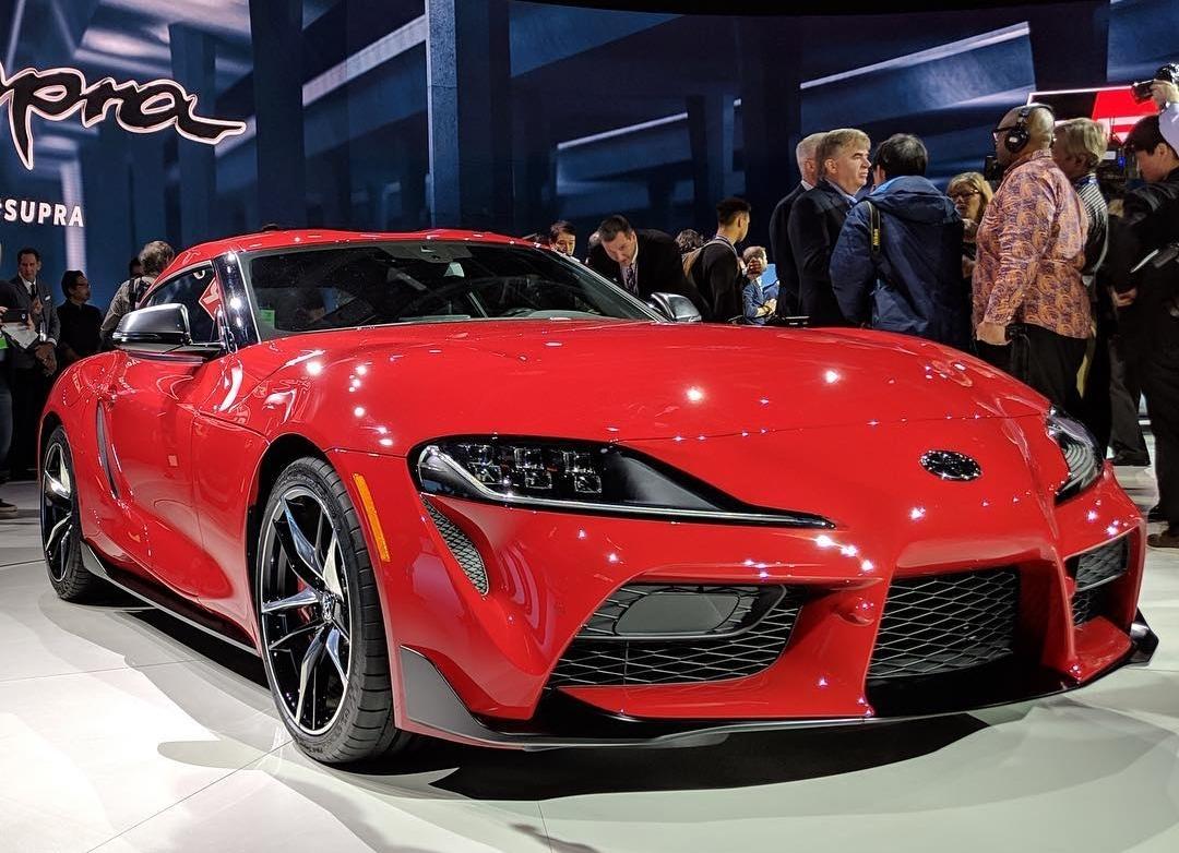 grand new veloz 2016 all kijang innova ets2 toyota supra 2020 akhirnya debut di detroit auto show ...