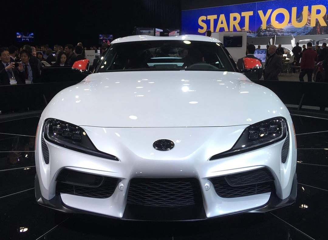 grand new avanza g 1.3 putih kekurangan tipe e toyota supra 2020 akhirnya debut di detroit auto show