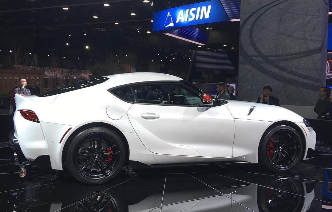 panjang grand new avanza lampu reflektor toyota supra 2020 akhirnya debut di detroit auto show ...