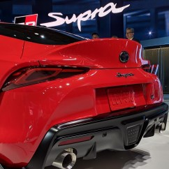 Toyota Grand New Veloz 1.5 Kelebihan Supra 2020 Akhirnya Debut Di Detroit Auto Show