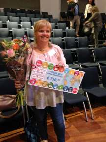 Géke wint 1e prijs verhalenwedstrijd