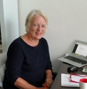 Nelleke, secretaris bestuur